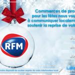 LBMedia soutient le commerce local en décembre